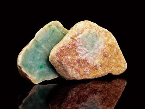 翡翠原石价格是多少