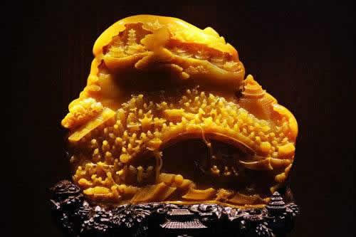 你知道黄龙玉与黄蜡石的区别吗?