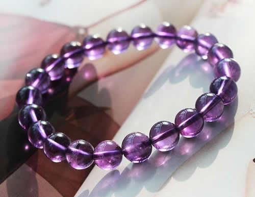 紫水晶人造的天然的如何区分