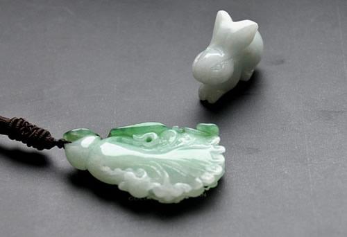翡翠雕刻寓意及文化吉祥含义
