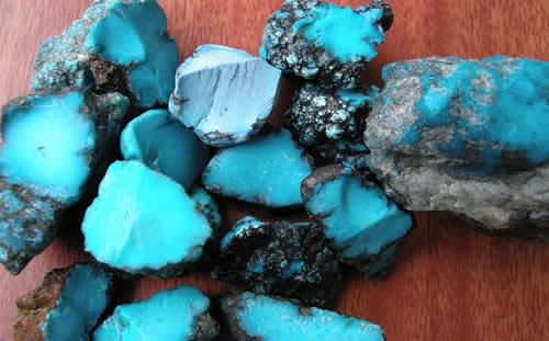 湖北绿松石产地分布与特征